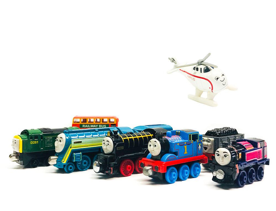 TAKE 'N' PLAY & ADVENTURES TRAINS