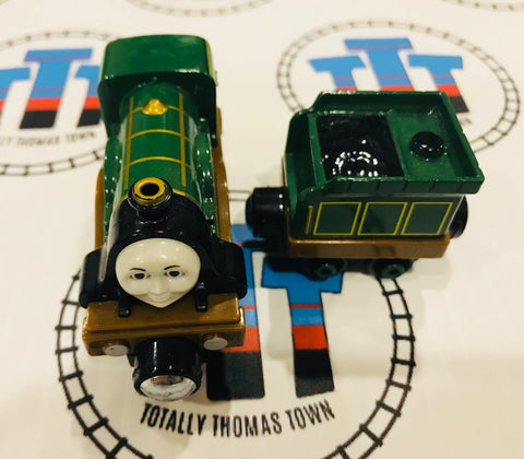 Emily with Tender (2013) Good Condition Used - Take N Play - Totally Thomas Town