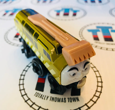 Diesel 10 (2000) Good Condition Wooden - Used - Totally Thomas Town