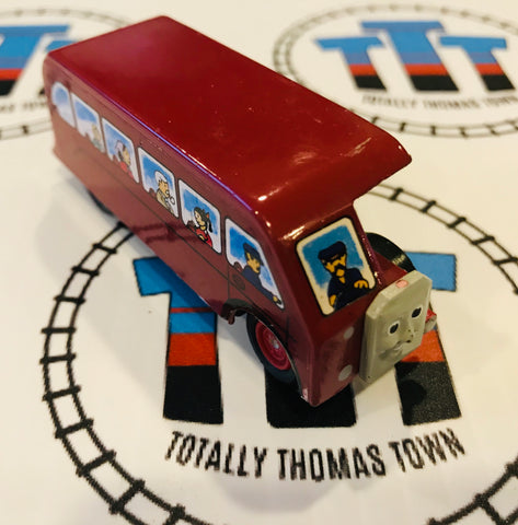Bertie (1998) Good Condition ERTL - Used - Totally Thomas Town