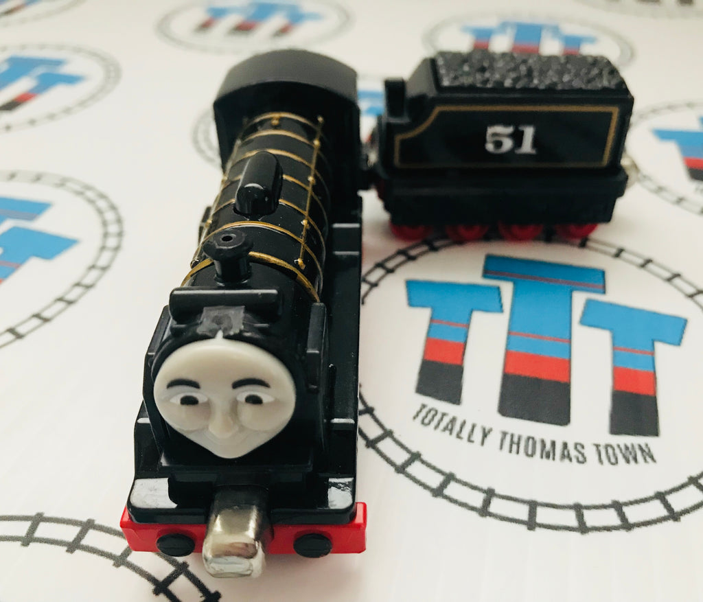 Hiro & Tender (2012) Good Condition Used - Take N Play - Totally Thomas Town