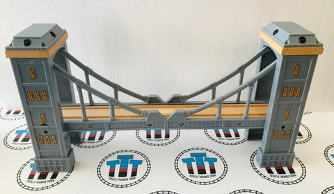 Suspension Bridge with Sound and Lights - Used - Totally Thomas Town