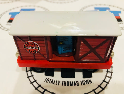 Brendam Shipping (2003) Good Condition Used - Take N Play - Totally Thomas Town