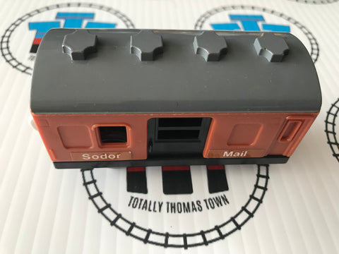 Sodor Mail Used - TOMY - Totally Thomas Town