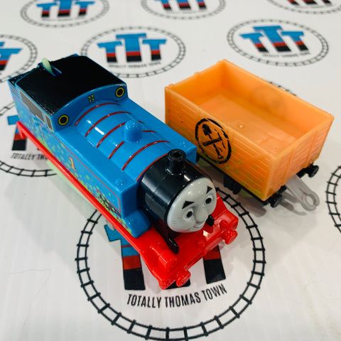 Glow in the Dark Thomas (2013) Good Condition Used - Trackmaster