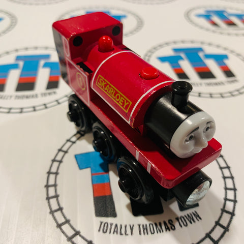 Skarloey (2012) Good Condition Wooden - Used