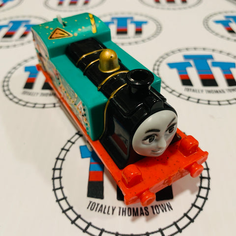 Construction Gina (2013) Good Condition Used - Trackmaster