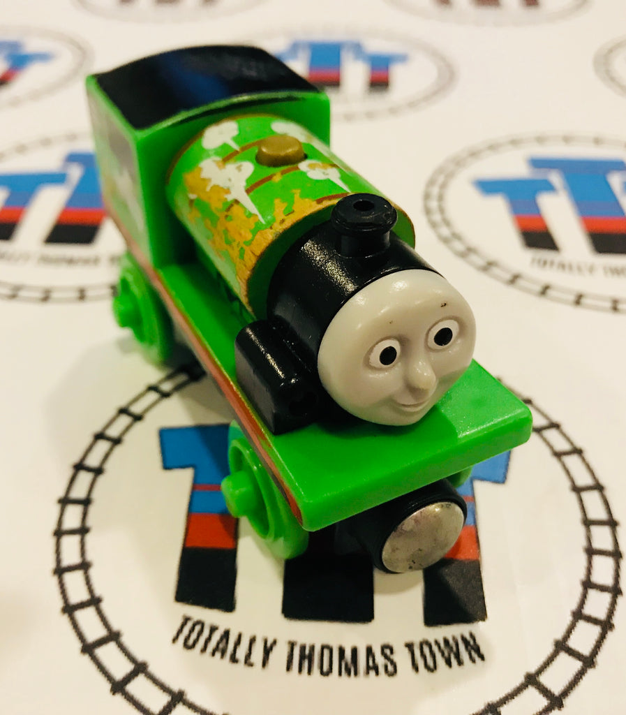 Percy Roll and Whistle (2012) Wooden - Used - Totally Thomas Town