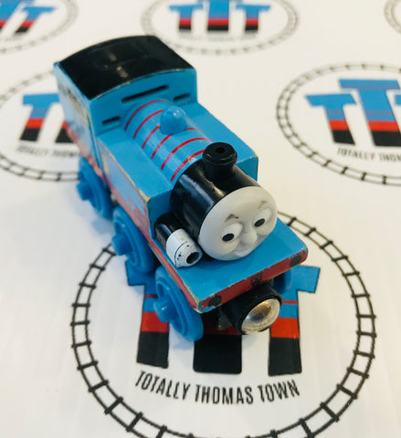 Talking Thomas (2003) Wooden - Used - Totally Thomas Town