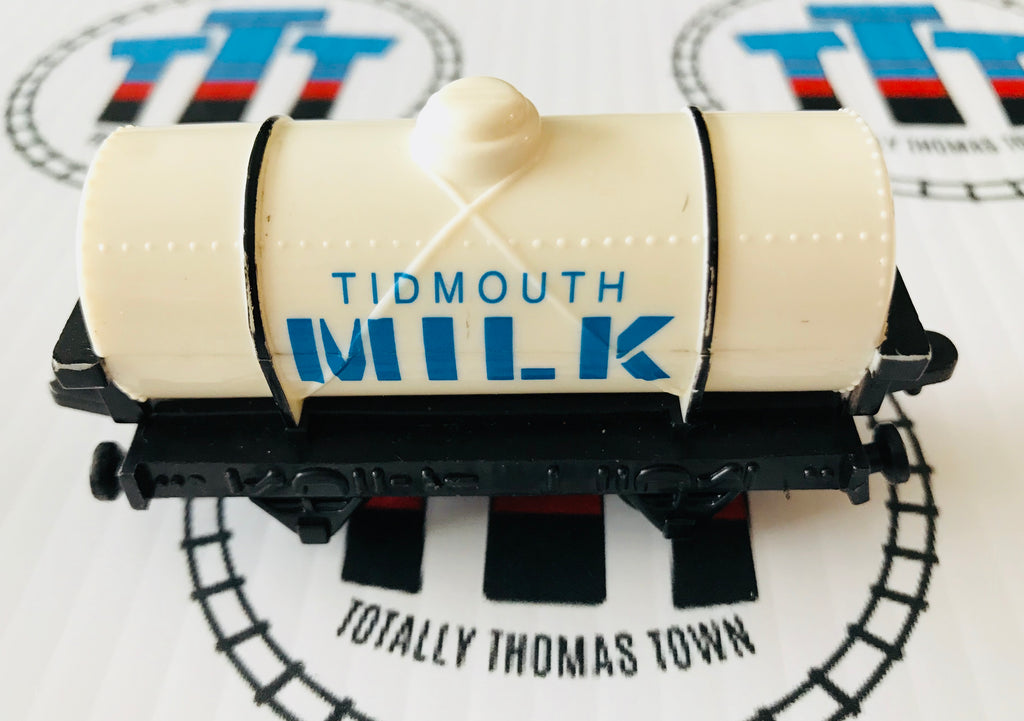 Milk Tanker (1993) Good Condition ERTL - Used - Totally Thomas Town