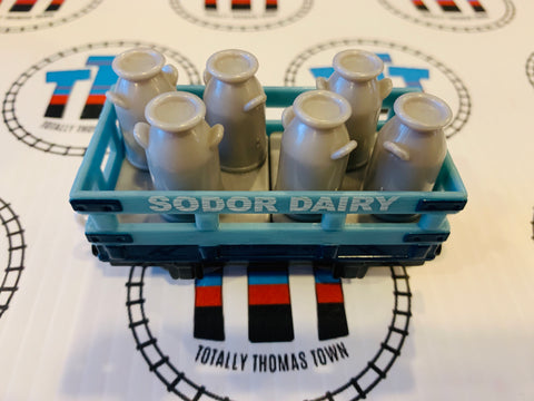 Dairy Car (2009) Good Condition Used - Trackmaster