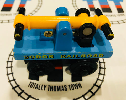 Handcar (2002) Good Condition Wooden - Used - Totally Thomas Town