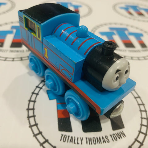 Roll and Glow Thomas (2012) Good Condition Wooden - Used