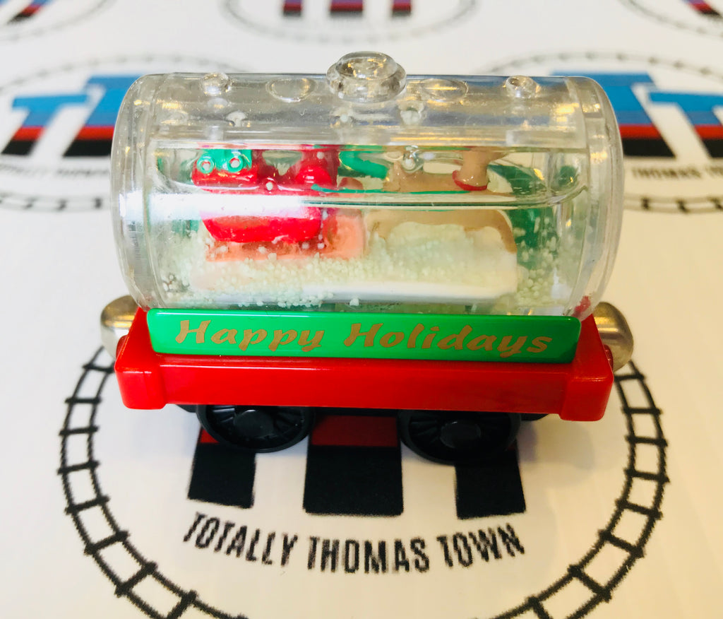 Snow Globe Car (2003) Very Good Condition Take N Play - Used - Totally Thomas Town