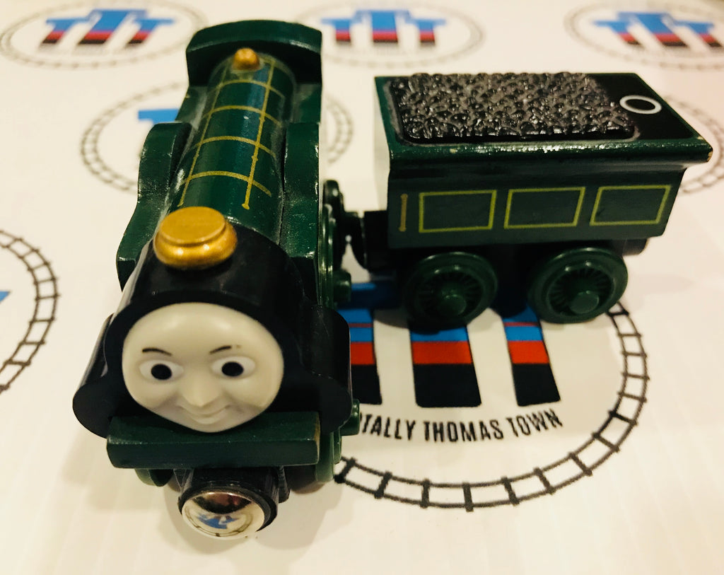 Emily & Tender (2003) Good Condition Wooden - Used - Totally Thomas Town