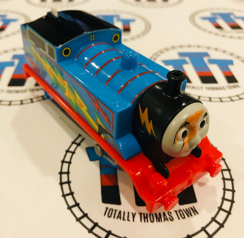 Lightning Thomas (2013) Good Condition Used - Trackmaster
