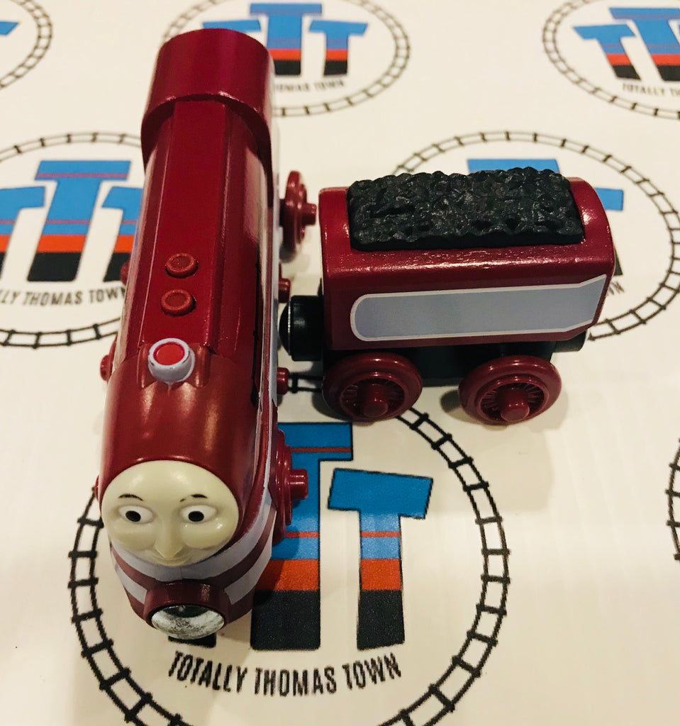 Caitlin & Tender (2012) Good Condition Wooden - Used - Totally Thomas Town