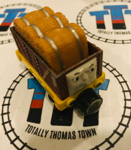 Troublesome Truck Brown (2013) Fair Condition Used - Take N Play