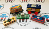 Peg & Stack Kit Wagons Wooden - Used - Totally Thomas Town