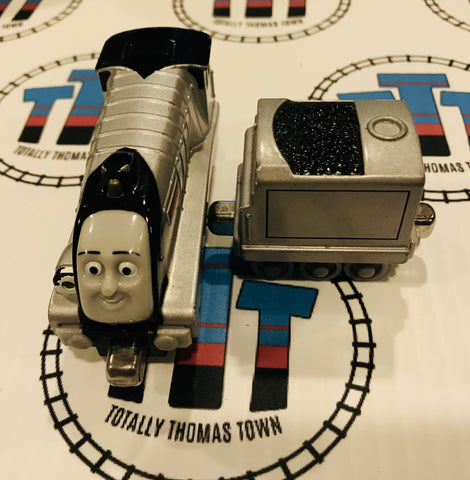 Spencer & Tender Talking (2009) Good Condition Used - Take N Play - Totally Thomas Town