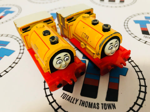 Bill and Ben (1991) ERTL - Used - Totally Thomas Town