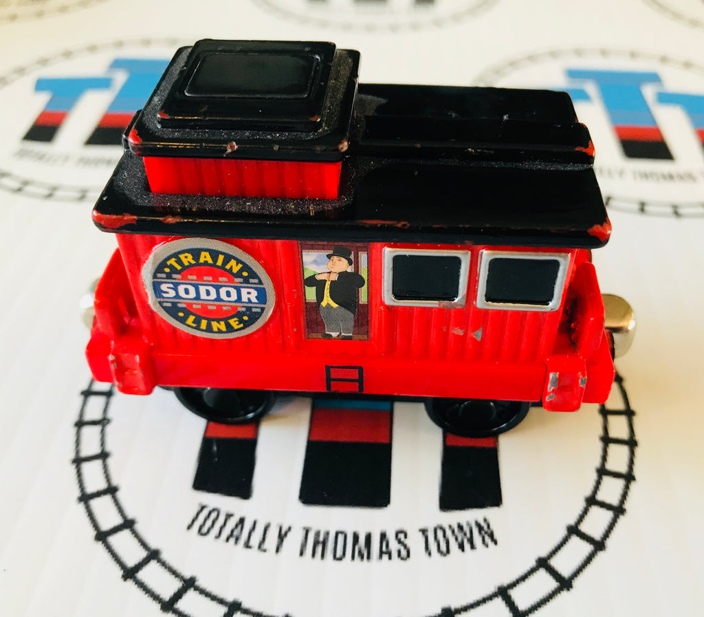 Musical Caboose Carriage (2010) Used - Take N Play - Totally Thomas Town