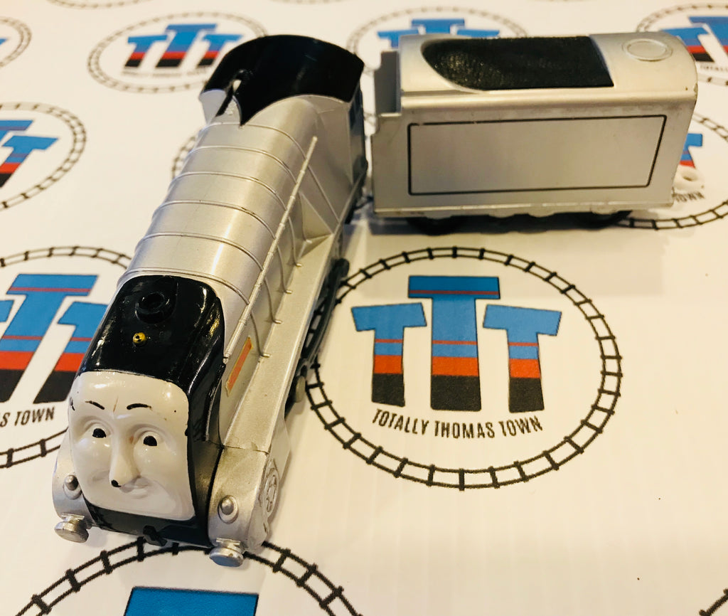 Spencer & Tender (2009) Used - Trackmaster - Totally Thomas Town