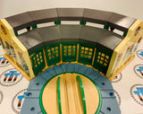 Tidmouth Sheds Roundhouse with Turntable Good Condition - Used