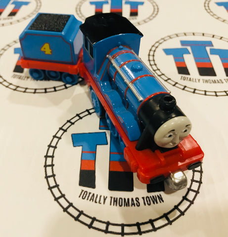 Gordon and Tender Pull and Zoom (2011) Good Condition Used - Take n Play - Totally Thomas Town