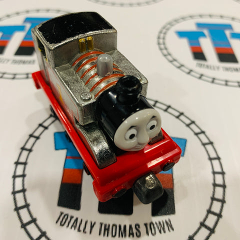 Collector Silver Thomas (2012) Used - Take N Play