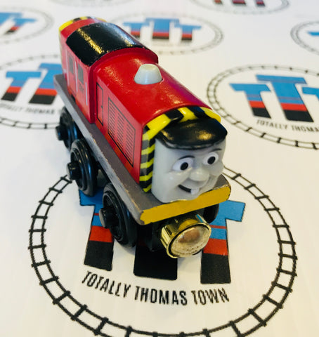 Engine Recognition Salty (2003) Good Condition Wooden - Used - Totally Thomas Town