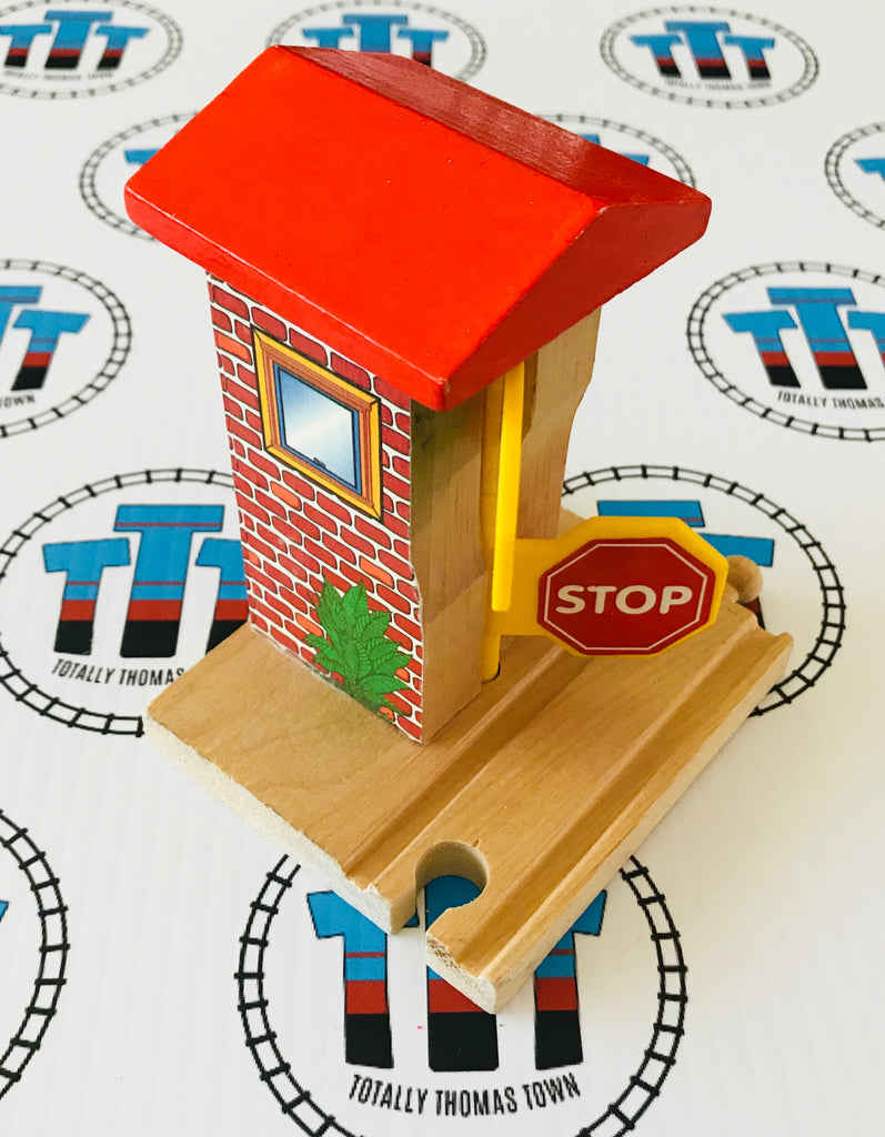 Stop and Go Wooden  - Used - Totally Thomas Town