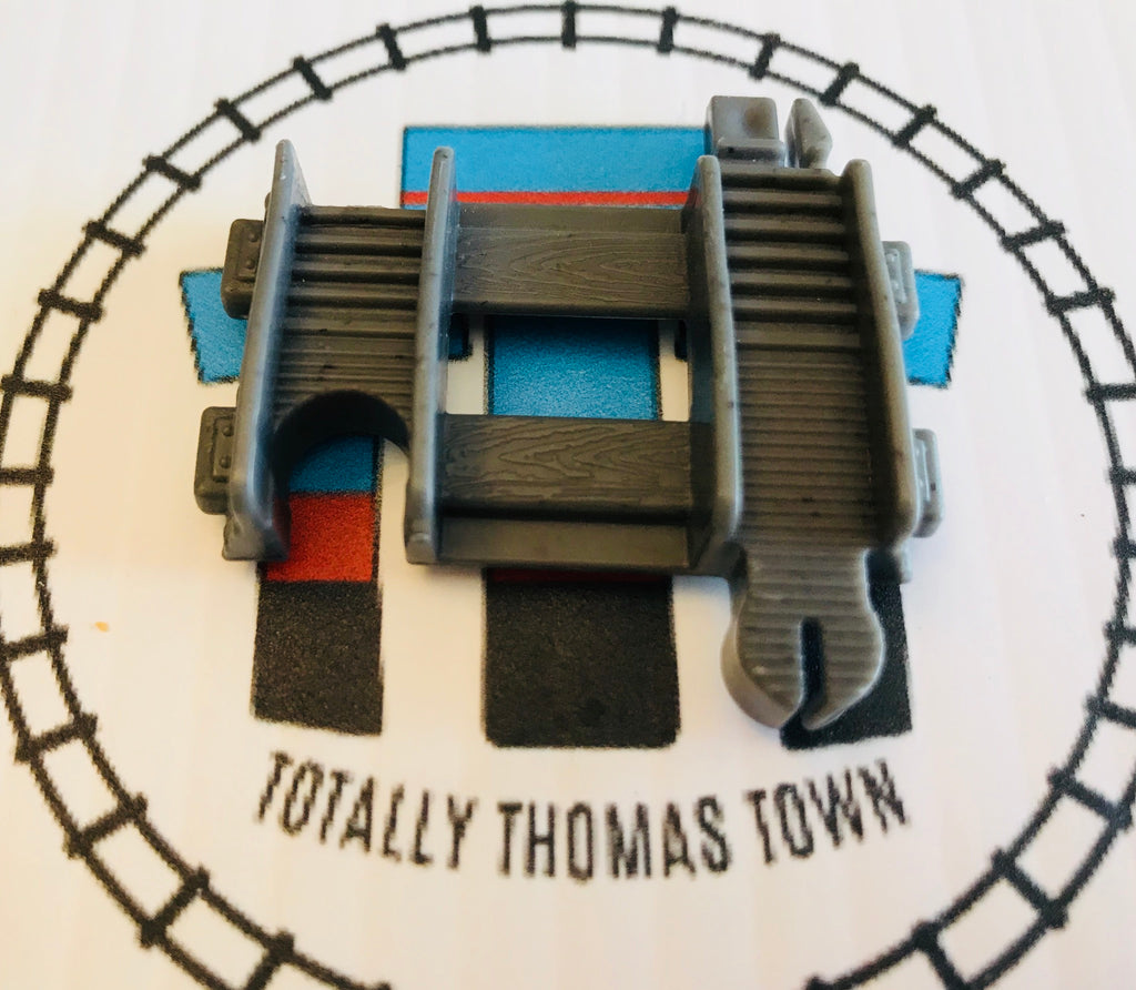 Newer-Style Mattel Trackmaster Track to Trackmaster Track Adapter Track 1 Piece - Used - Totally Thomas Town