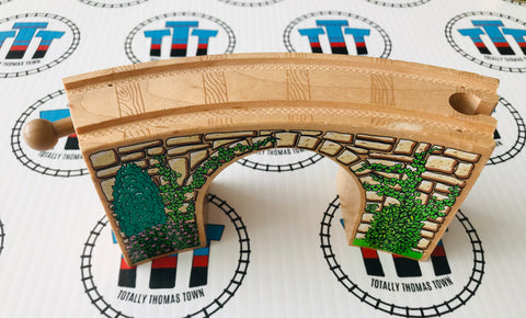 Arched Viaduct Track 1 Piece - Used - Totally Thomas Town