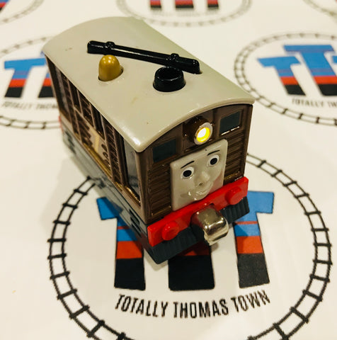 Toby Talking Good Condition Used - Take N Play - Totally Thomas Town