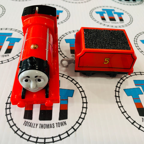 James & Tender (2013) Good Condition Used - Trackmaster