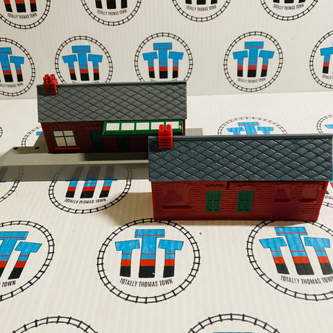 Buildings Pack Used - Trackmaster