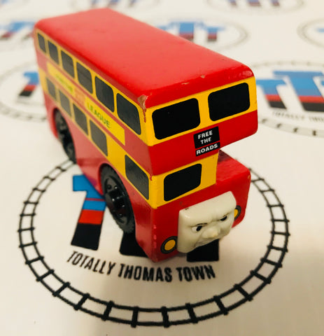 Bulgy (2003) Good Condition Wooden - Used - Totally Thomas Town