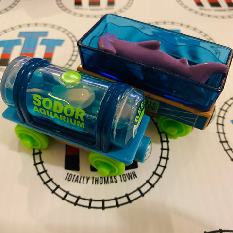 Aquarium Cars (New Edition) Wooden - Used