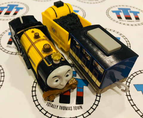 Runaway Stephen and Coaches (2013) Good Condition Used - Trackmaster