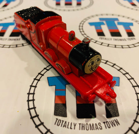 James (1984) Paper Face ERTL - Used