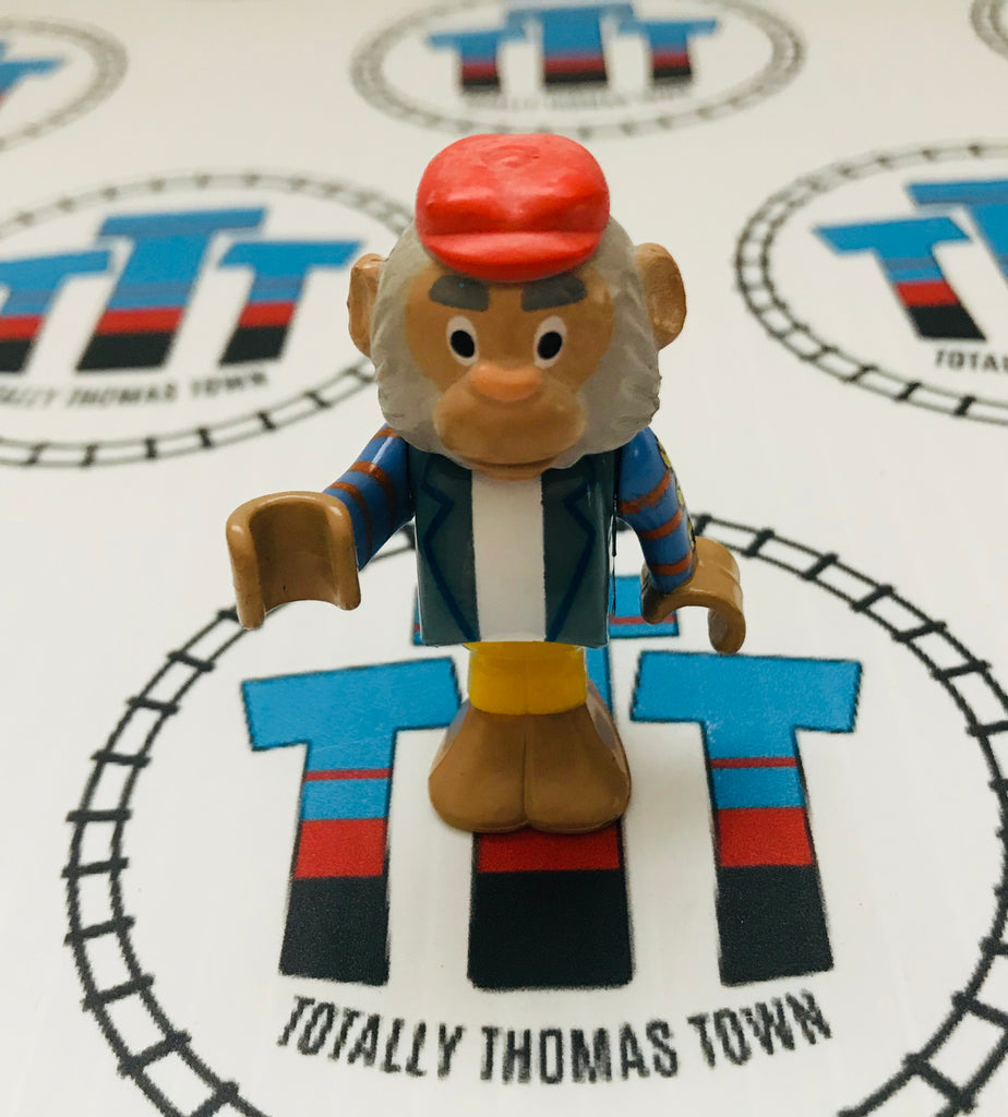 Richard Scarry Monkey Used - Brio - Totally Thomas Town