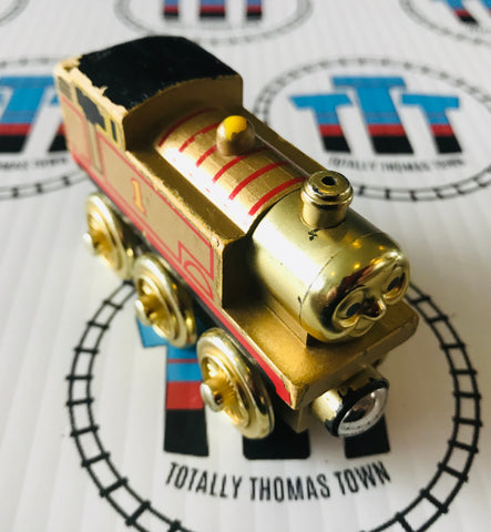 Limited 60 Year Edition Thomas Gold (2003) Fair Condition Wooden - Used