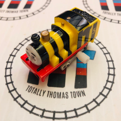 Busy Bee James Capsule Plarail Wind Up - Used