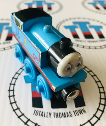 Thomas (2002) Rare Good Condition Wooden - Used