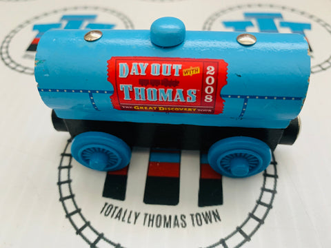 'Day Out With Thomas' Water Tanker Car (2003) Good Condition Wooden - Used