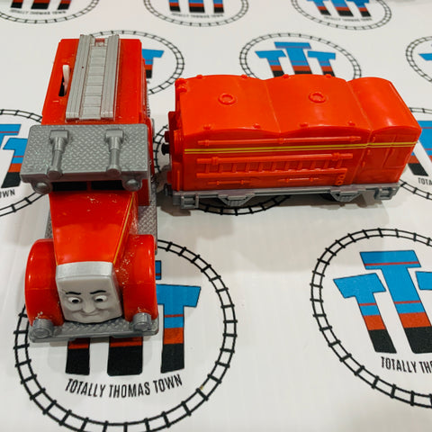 Flynn and Tender (2010) Good Condition Used - Trackmaster