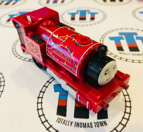Skarloey's Puppet Show (2009) Used - Trackmaster - Totally Thomas Town