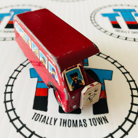 Bertie (1984) Paper Face ERTL - Used - Totally Thomas Town