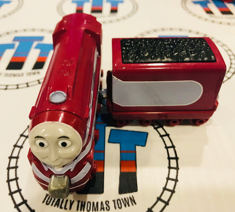Caitlin with Tender (2012) Good Condition Used - Take N Play - Totally Thomas Town